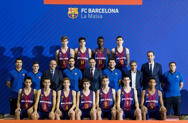 Fc Barcelona Costa Brava Girona Basket